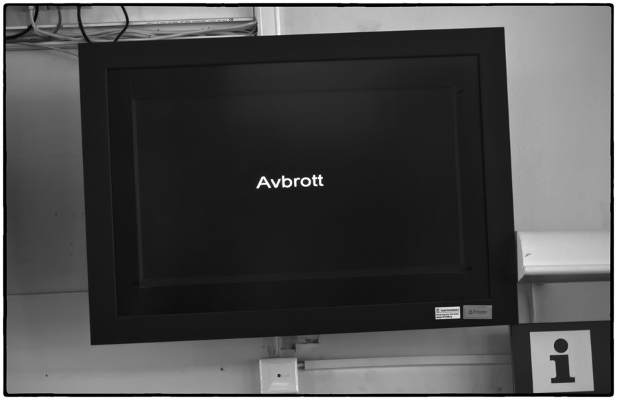 interruption-avbrott